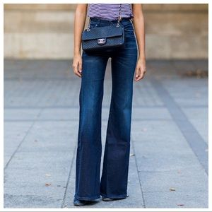 Denim - PARIS Wide leg pants